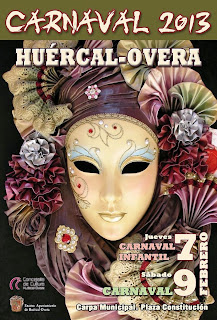 Carnaval de Huércal-Overa 2013