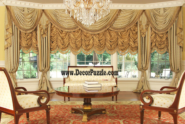 20 french country curtains and blinds for door and windows for French country windows