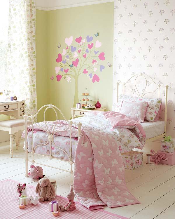 Dormitorios juveniles cortinas para el dormitorio de los - Cortinas para habitaciones de ninos ...