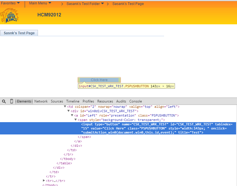 Sasank's PeopleSoft Log: Invoke PeopleCode Event from Javascript ...