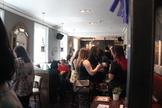 blogger event Leeds