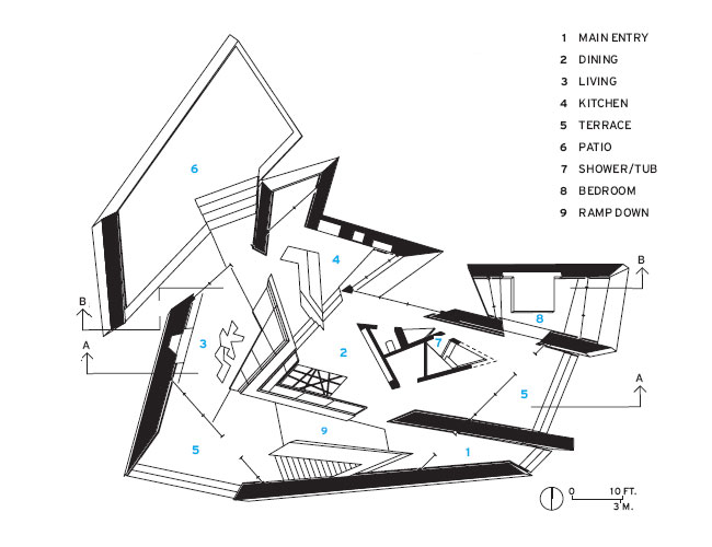 Salli hanninen arch 1390 week 1 daniel libeskind further for Architecture 54