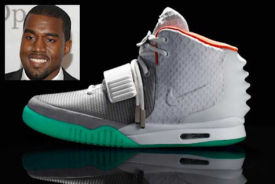 Kanye West's Air Yeezy 2