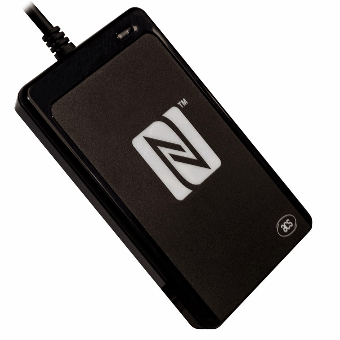 Contactless Near Field Communication (NFC) PC/SC Forum-Certified Reader ACR1252U USB 2.0