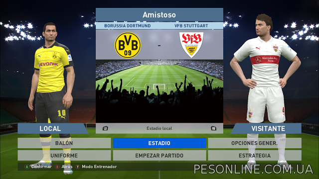 PES Smoke Patch - Accueil Facebook