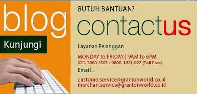 Contact Grantonworld