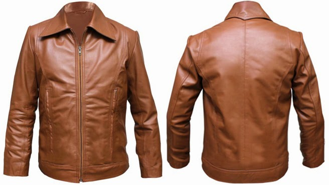 Leathers Trend X-Men Jacket