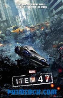 Vật Thể 47 - Marvel One-shot: Item 47 2013, Phim Ma, Phim Hay, Phim Mới