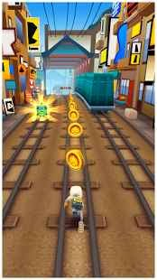 Subway Surfers Apk Android Oyun resimi