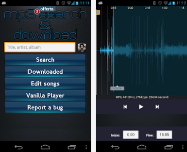Application android pour telecharger de la music gratuitement