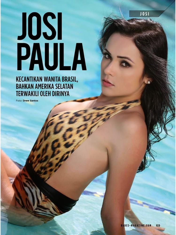 Josi Paula - Babes, March 2015