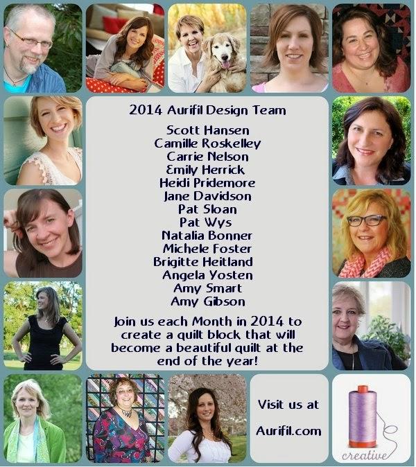 Aurifil Design Team 2014