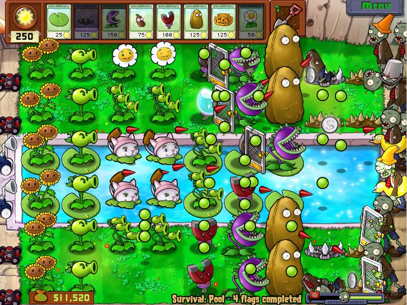 Plants vs Zombies Download PC
