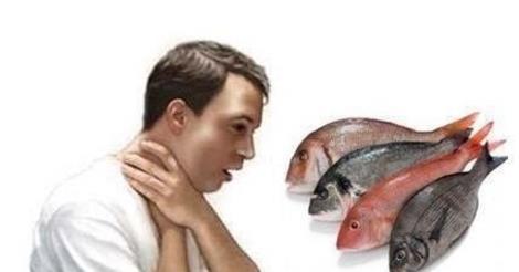 ماذا تفعل عندما تتعلق شوكه عظام الاسماك فى حلقك
