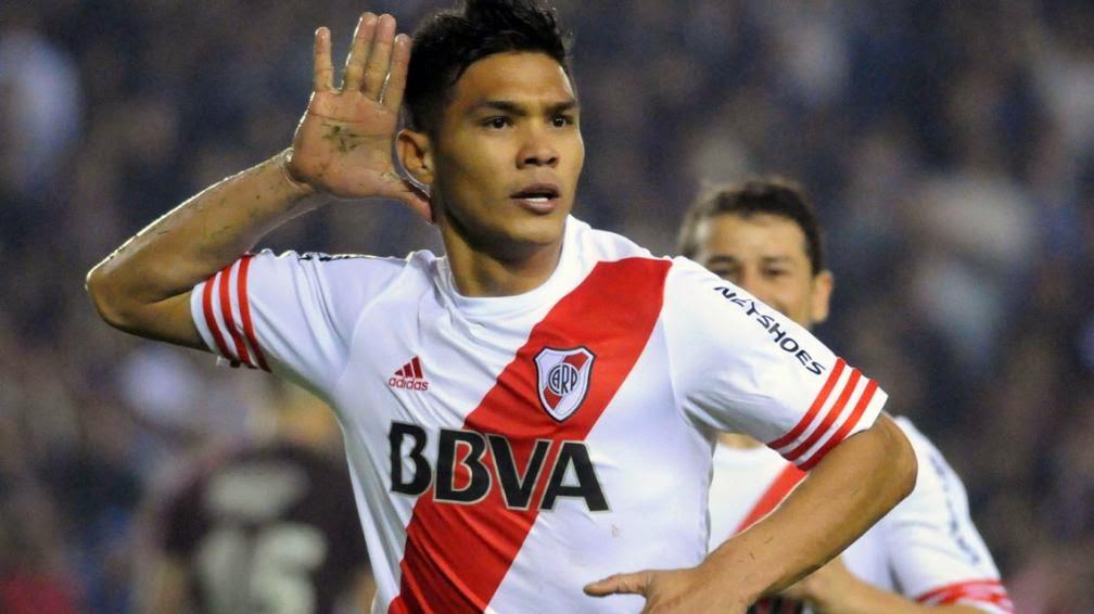 Teo, Gol, Lanus, River, River Plate, Torneo Transición, 2014,