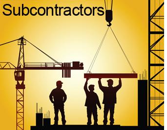 Pengadaan MAterial Subkontraktor
