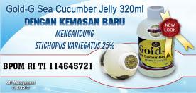 Obat Maag Kronis Jelly Gamat Gold-G