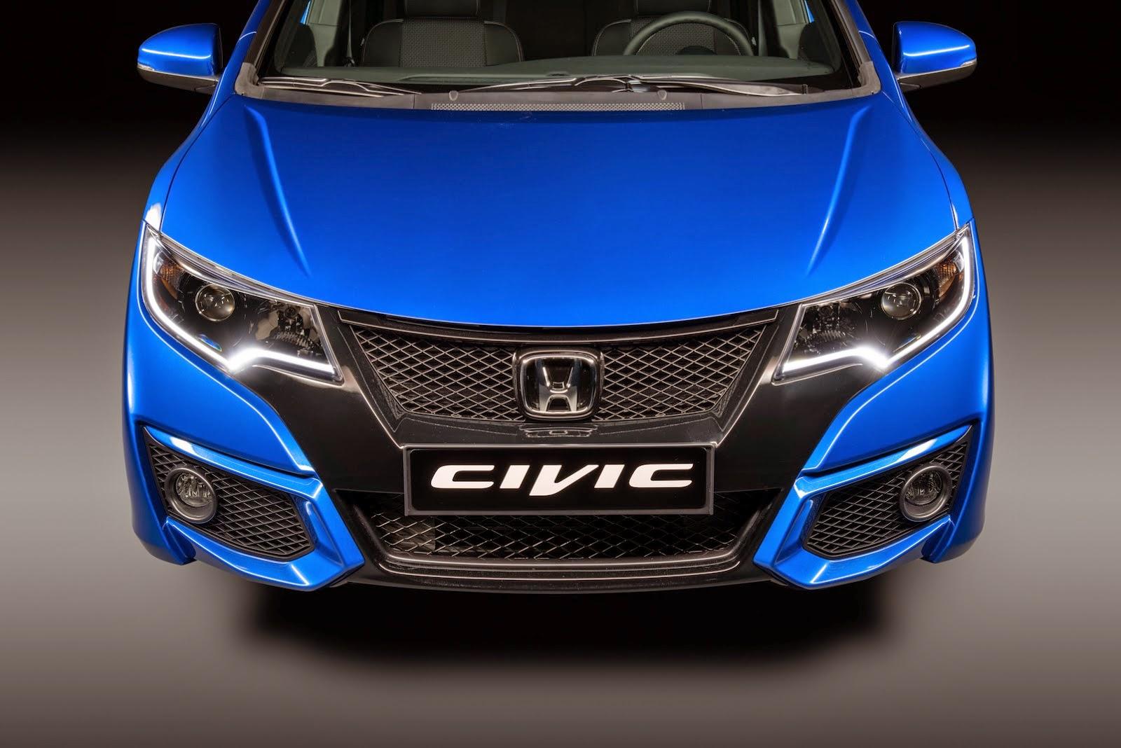2015 Hoinda Civic -  - So sánh Toyota Camry 2015 và Honda Civic - Sự so sánh khập khiễng