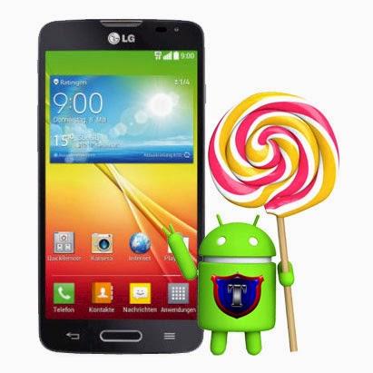 LG L90 mendapatkan update Android v5.0 Lollipop