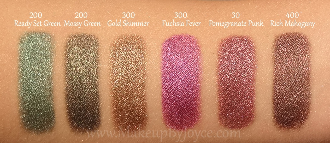 Makeupbyjoyce review swatches maybelline color for Maybelline color tattoo in pomegranate punk