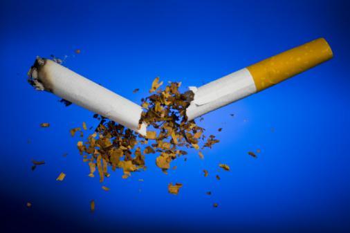 Ich rauche 10 Jahre helfen Sie, zu werfen