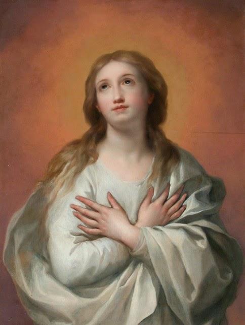 """""""Ó Maria concebida sem pecado, rogai por nós que recorremos a VÓS"""""""