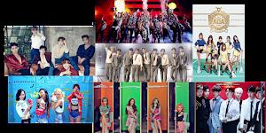 Minha Playlist #2 - K-pop
