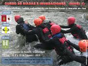 CURSO DE RIADAS E INUNDACIONES NIVEL 1, Lagunas de Ruidera 22, 23, . curso riadas inundaciones