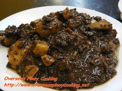 Pinoy Food Kuala Lumpur? - Dinuguan