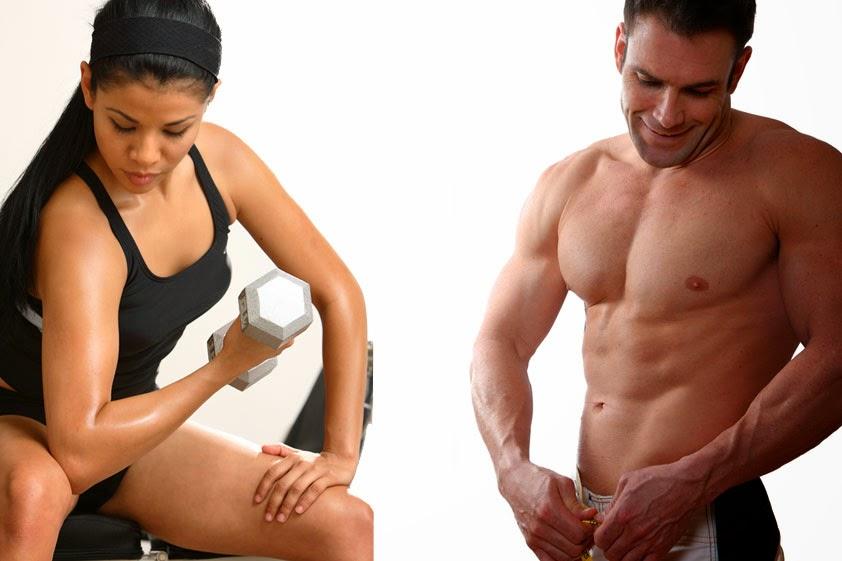 6 Tips Membangun Otot