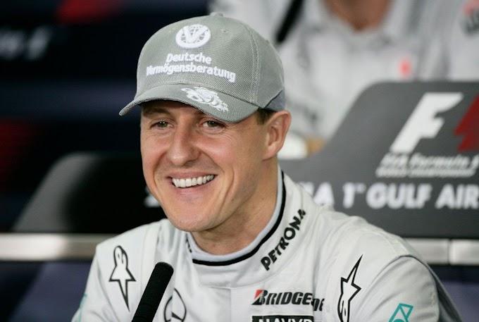 A tres años de la última carrera de Michael Schumacher