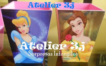 sorpresas infantiles Princesas