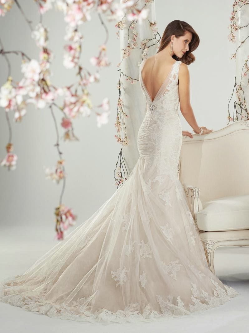 Sophia Tolli 2014 Spring Bridal Collection