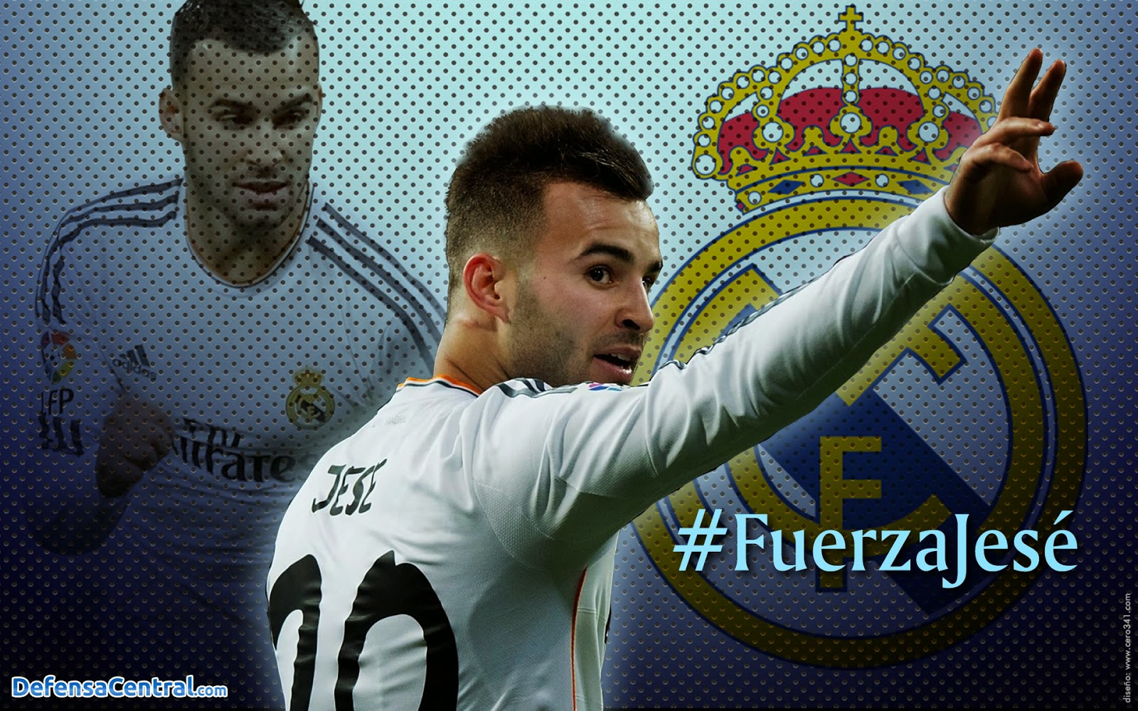 Jese Real Madrid Wallpaper HD 2014