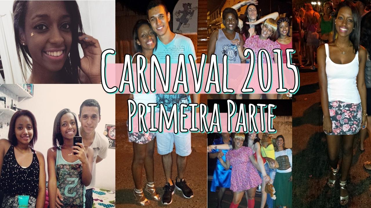 Vlog parte 1 - Carnaval, aniversários, viagem, etc.