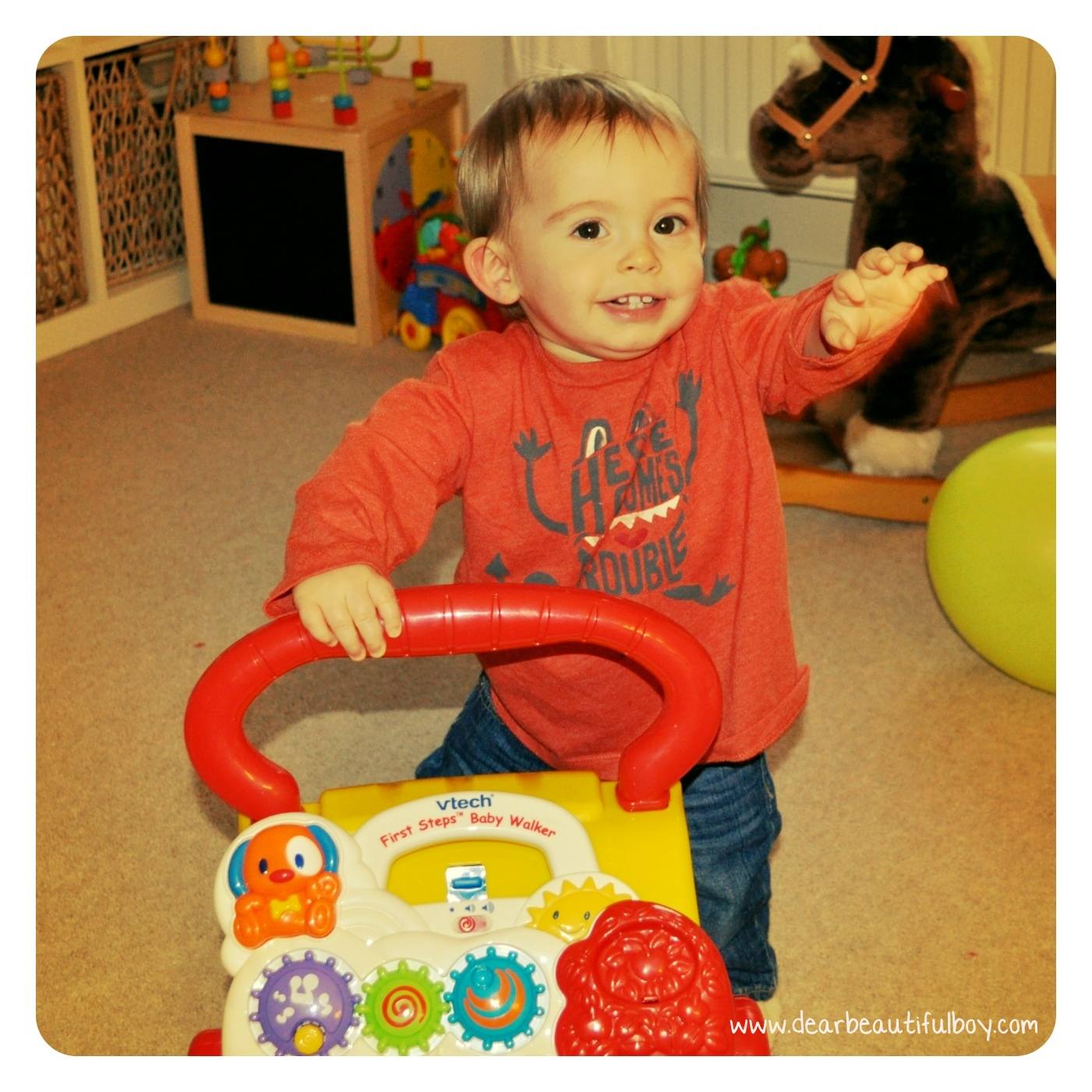 the battle of the baby walkers leap frog v vtech dear