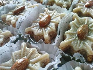 جديد حلويات اللوز المغربية بالصور