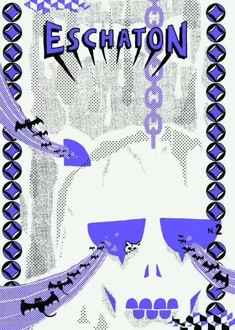 la copertina di eschaton 2 ye ye ye