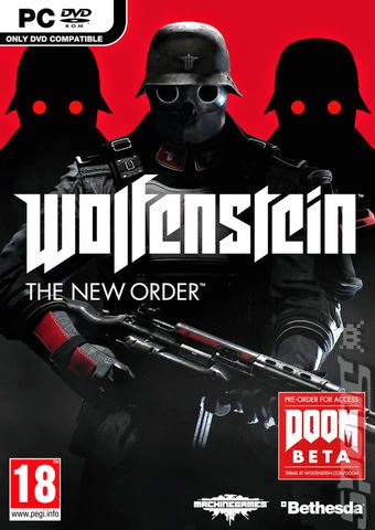 Wolfenstein The New Order PC Game for Shooting Fans
