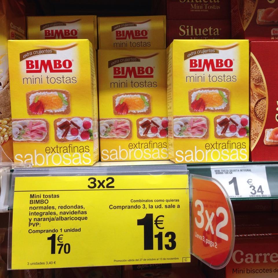 Harto de carrefour inflando el precio para hacer las - Cunas carrefour precios 2014 ...