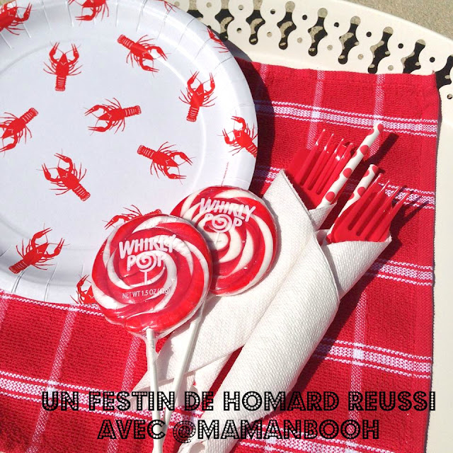 Homard Julie Philippon Tiger Towel Châtelaine @mamanbooh