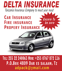 Tanzania used car insurance