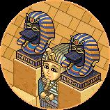 Resultado de imagem para cleopatra habbo