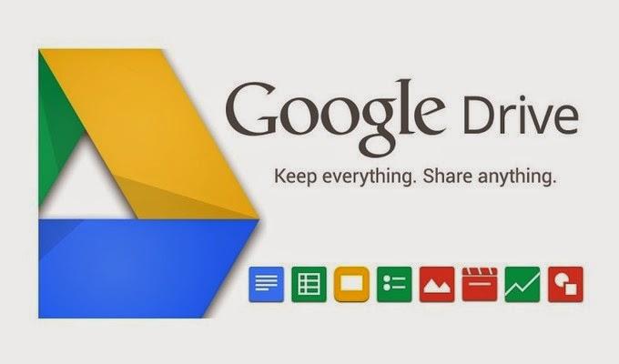 Error in google Drive