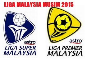 Liga Malaysia Musim 2015