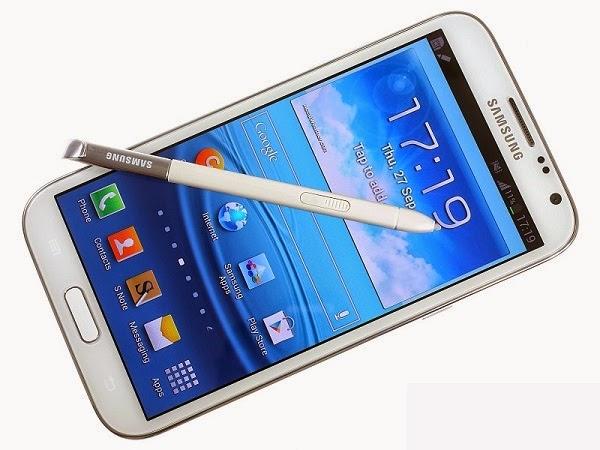 Galaxy Note chiếm lĩnh thế giới