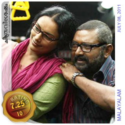 Salt N' Pepper: A film directed by Aashiq Abu starring Lal, Swetha Menon, Baburaj etc.