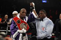 BOXEO-Tenemos un campeón de 48 años, Bernard Hopkins