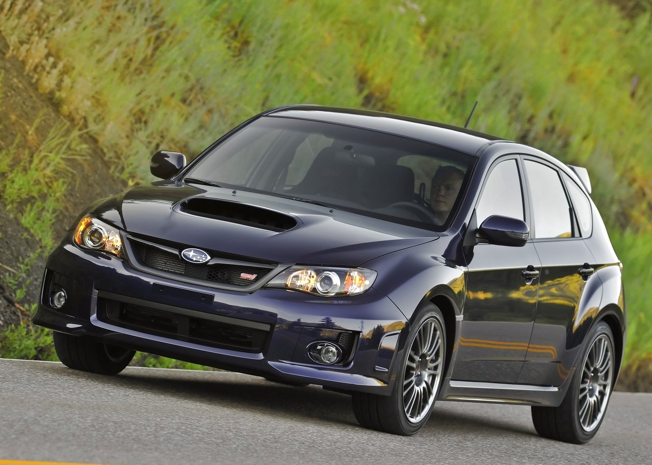 road star car subaru impreza wrx sti 2011. Black Bedroom Furniture Sets. Home Design Ideas