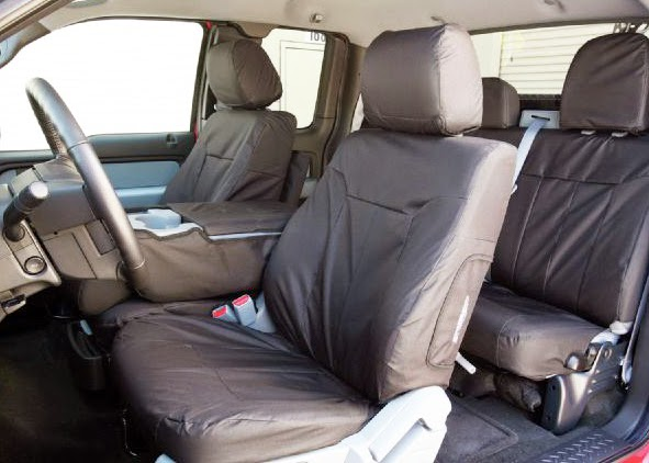 Ford F150 Truck Seat Covers image